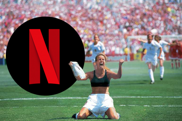 Netflix to make film about the iconic 99ers