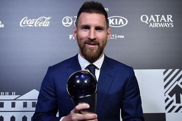 FIFA will not hand The Best award this season