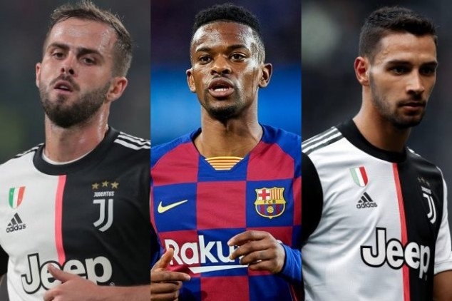 Juve 'reaches agreement' with Barca for Semedo