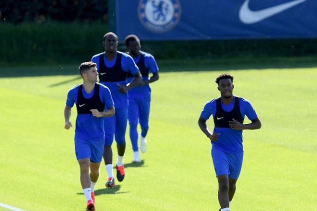 COVID-19: Kante opts out of Chelsea training