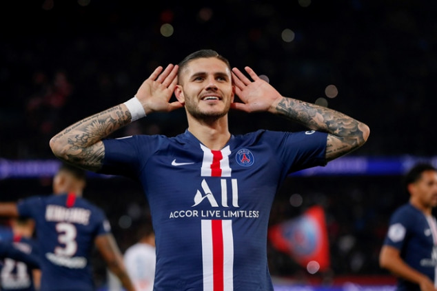 PSG reach agreement with Inter to sign Icardi