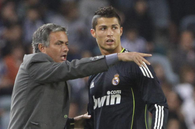 Revealed: When CR7 and Mourinho nearly fought