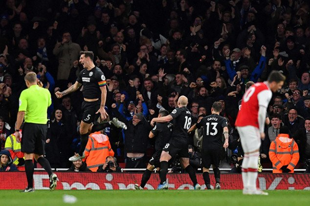 How to watch Brighton vs Arsenal live on June 20