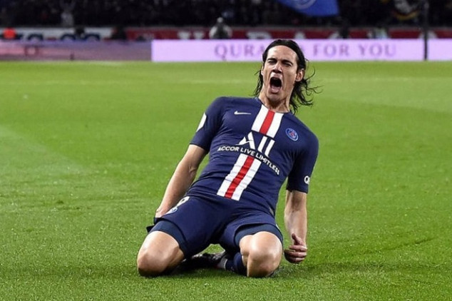 Cavani ends spell at PSG without playing CL