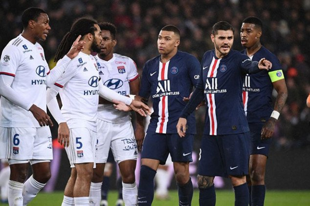 Coupe de France final scheduled for July
