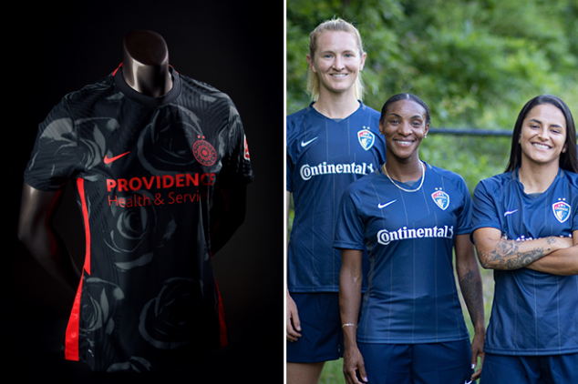 NWSL Challenge Cup kits from best to worse
