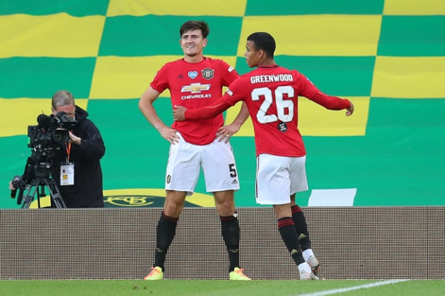 Watch: Maguire scores a 118th min FA Cup decider