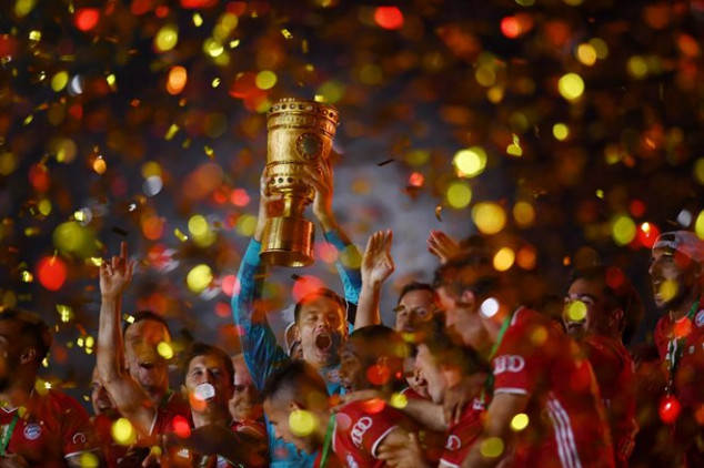 All the records set as Bayern seal DFB Pokal title