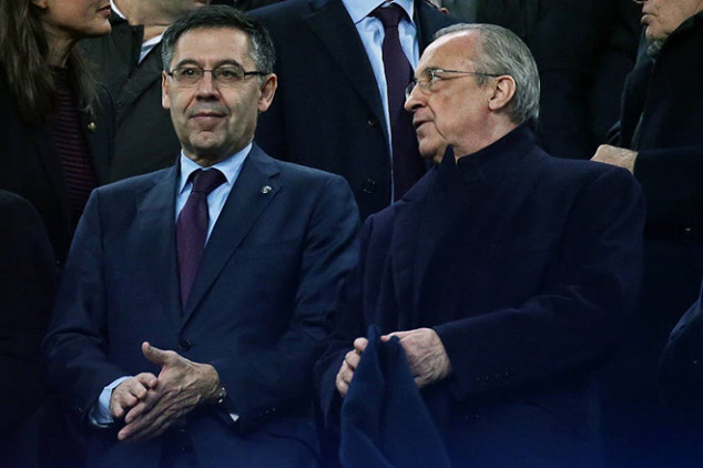 Bartomeu facing fine over VAR-Real Madrid remark