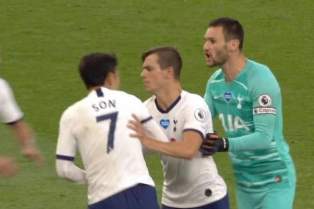 Watch: Lloris gives reason for clash with Son
