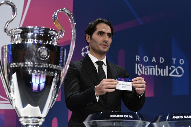 How to watch the UCL QF, SF draw