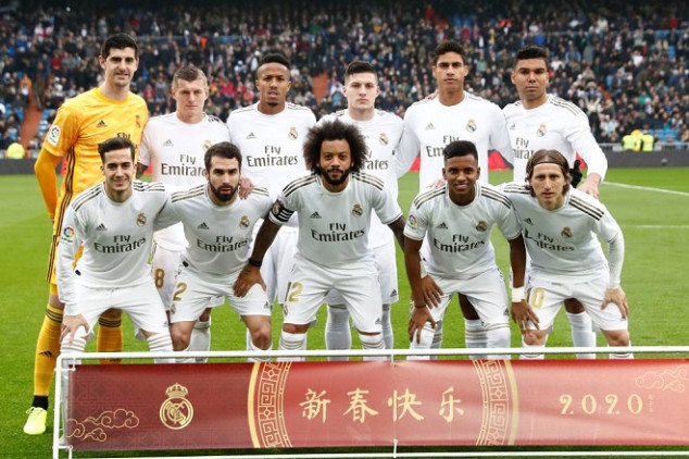 Real Madrid ace in quarantine due to COVID-19 fear