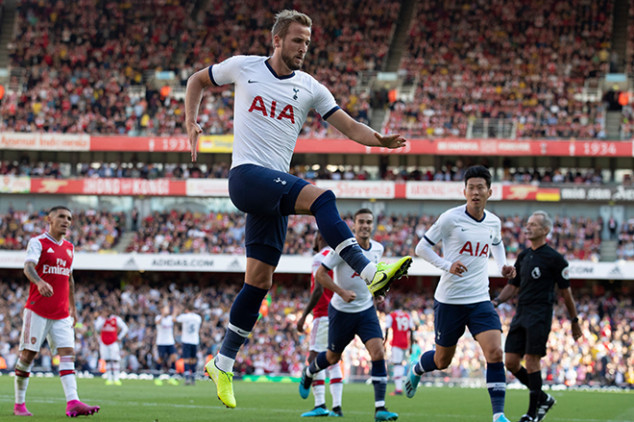 Defeat to Arsenal could spark Kane's Spurs exit