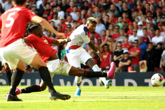 Crystal Palace vs Manchester United broadcast info
