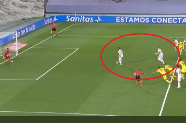 Ramos and Benzema slammed over 'pass penalty' try