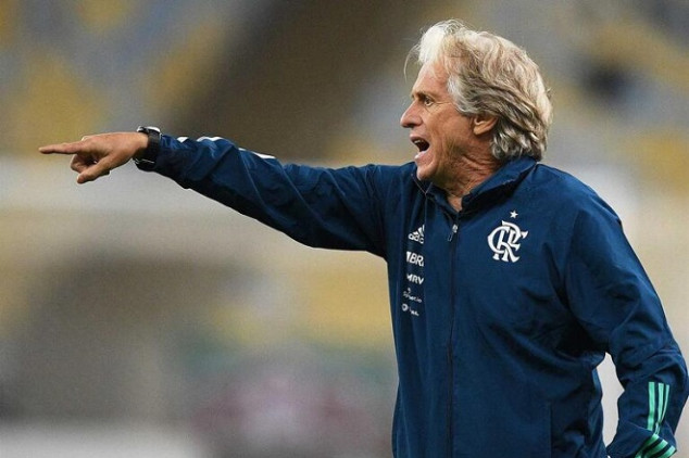 Jorge Jesus set to pen 3-year deal with Benfica