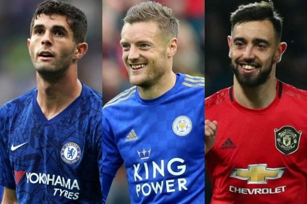 EPL: Who has the best chance to seal a Top 4 spot?