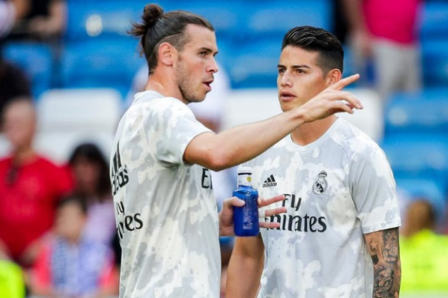 Real Madrid names up to 7 players in transfer list