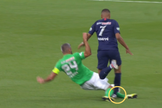 Watch: St Etienne and PSG stars involved in brawl