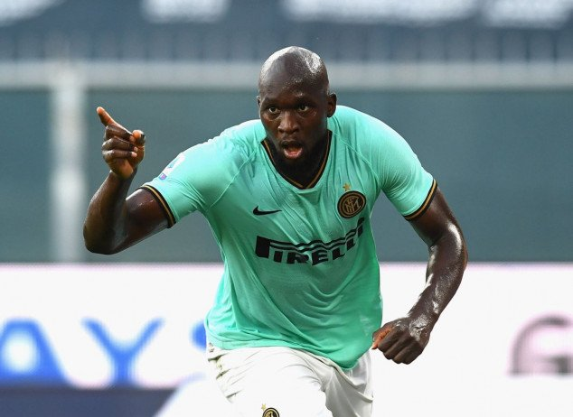 Lukaku matches two records with late goal vs Genoa