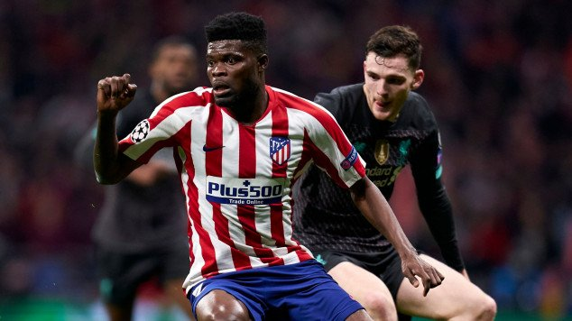 Arsenal refuse to pay Partey's release clause