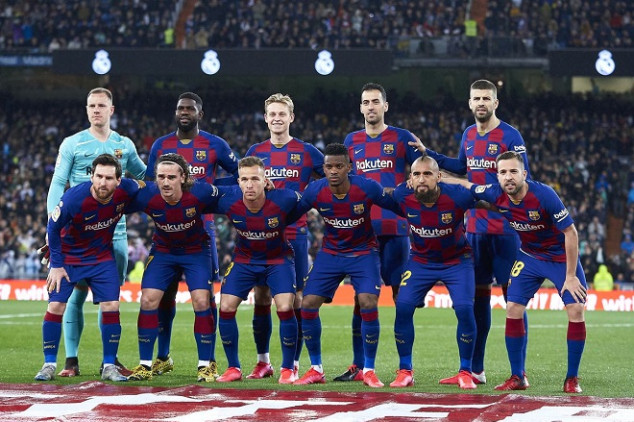 Barça facing more problems ahead of UCL tie