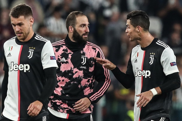 Juve could be forced to sack two players