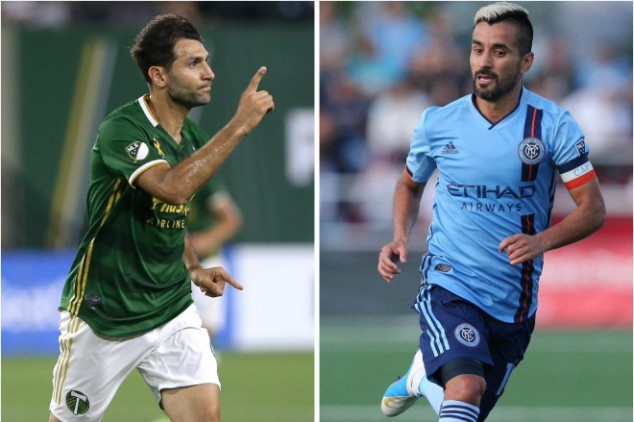 MLS is Back QF: NYCFC vs Portland Timbers