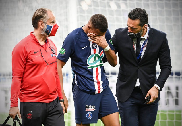 PSG receive massive injury boost ahead of UCL tie