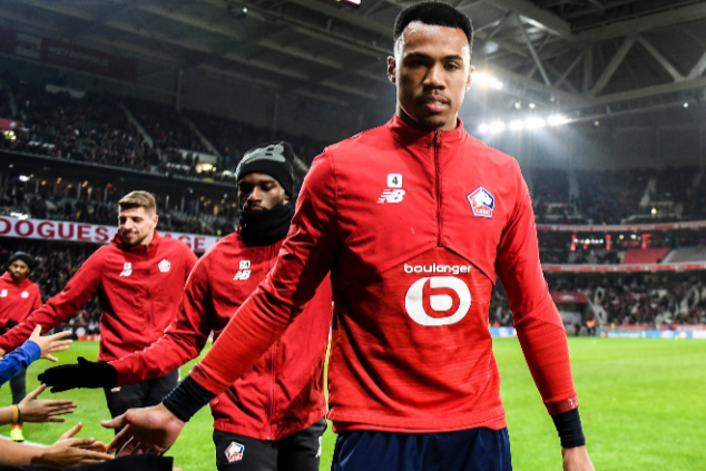 Man Utd close in on a move for Lille center-back