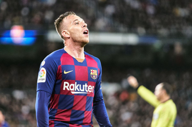 Barca reveal the real reason behind Arthur's sale