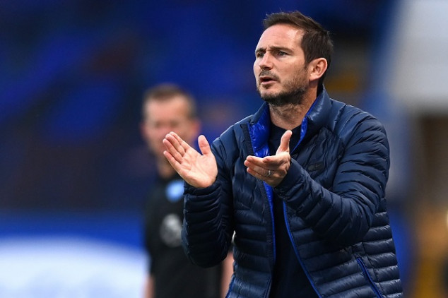 Lampard plotting 10-player overhaul at Chelsea