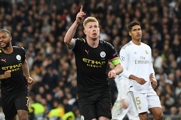How to watch Man City vs Real Madrid live