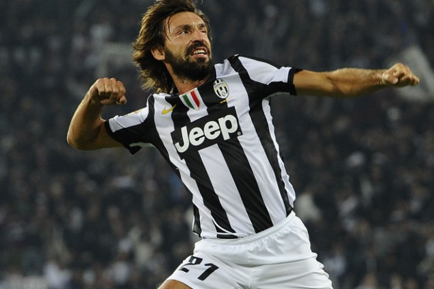 Juve name Andrea Pirlo as new boss