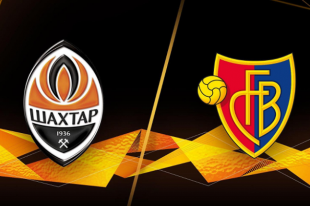 Shakhtar vs Basel viewing info