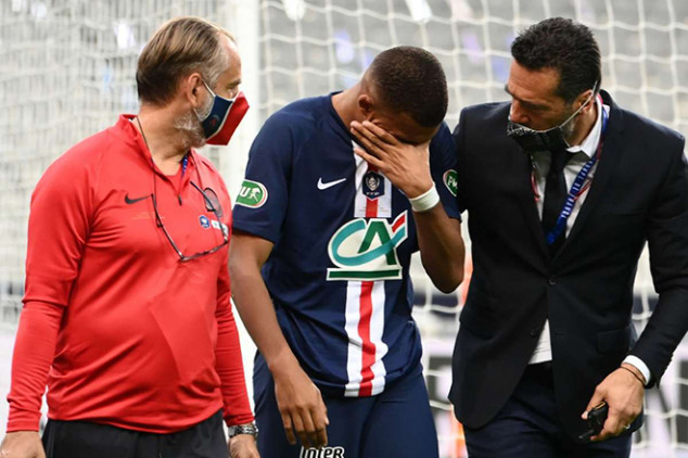 Tuchel reveals Mbappe update for Atalanta tie