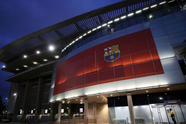 Barca player tests positive for COVID-19