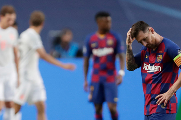 All that changes that could occur at Barca
