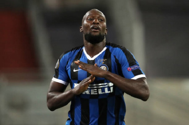 Lukaku leads Inter to UEL final with new record
