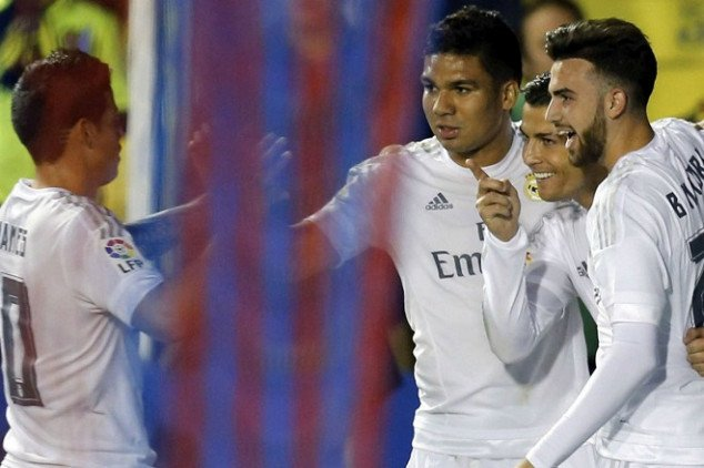 Real Madrid duo linked to Serie A side