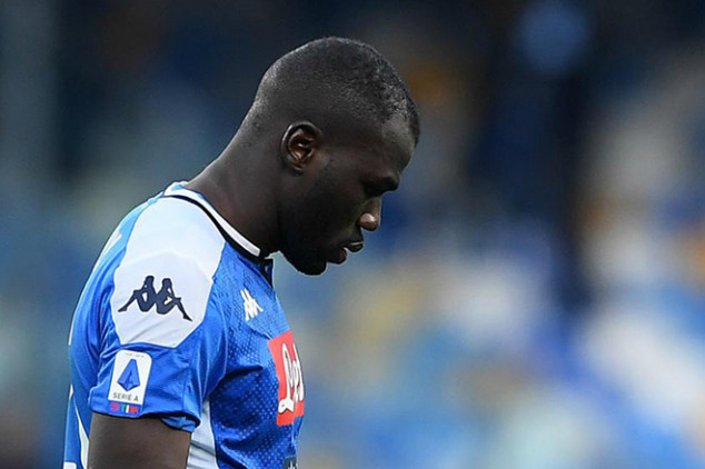 Koulibaly set for $83M EPL move