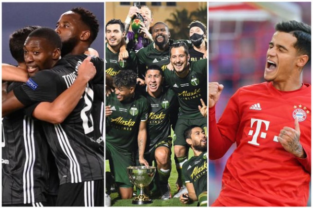 Most-watched soccer games on U.S. TV: Aug. 11-18