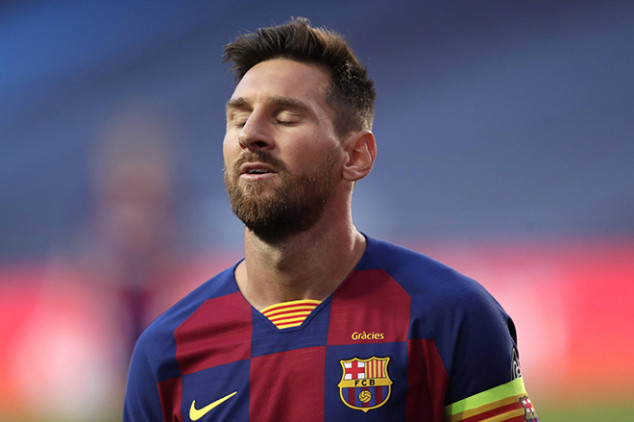 Messi furious with Barca board once again