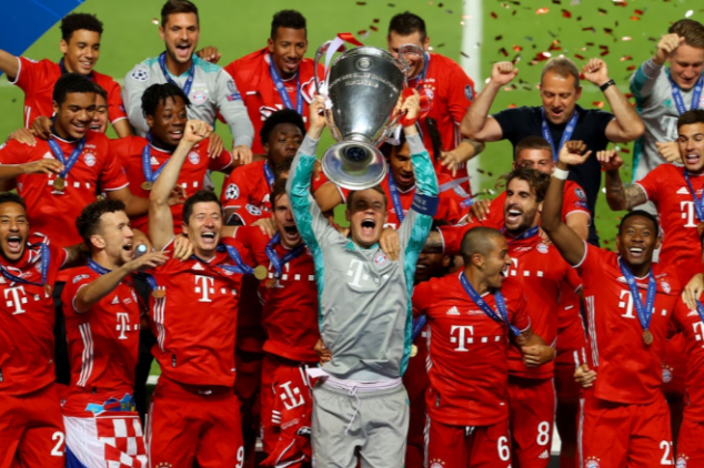 All the records set as Bayern seal sixth UCL title