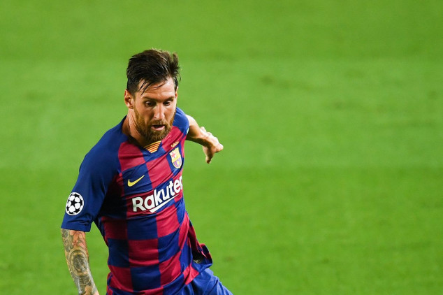 Man City exploring options to sign Messi