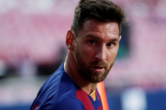 Man City takes steps to speed up Messi's unveiling