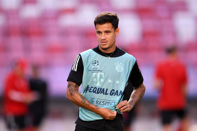 EPL clubs receive huge Coutinho blow