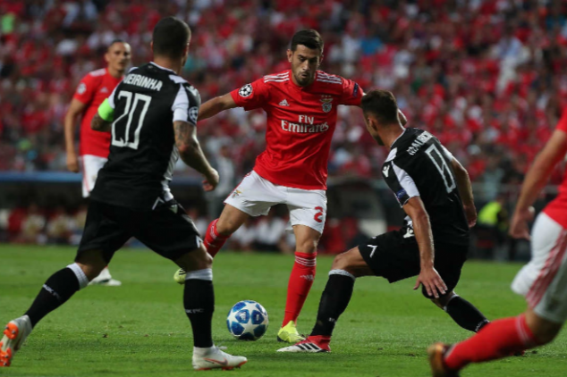 PAOK vs Benfica broadcast information