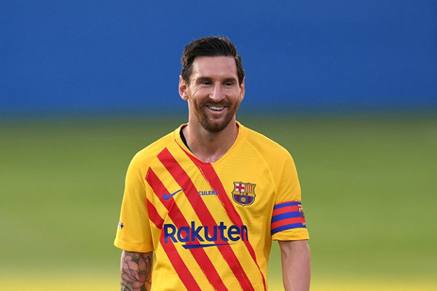 Messi joins billionaire club, tops Forbes list