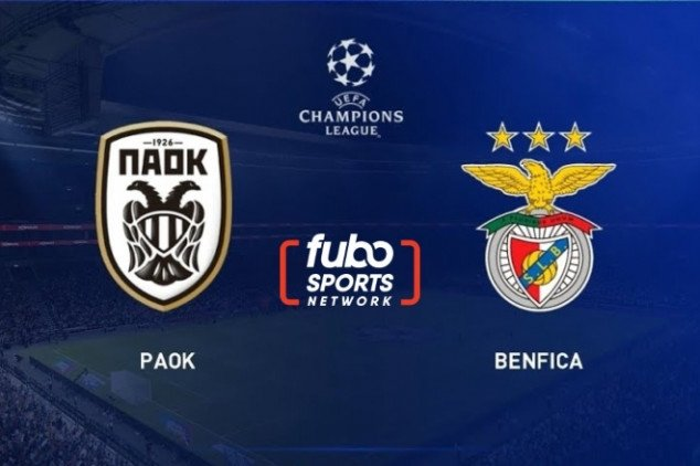 PAOK-Benfica UCL third qualifying round.
